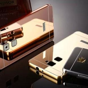 قاب محکم آینه ای Mirror Glass Case for Huawei Mate S