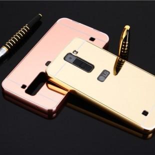 قاب محکم آینه ای Mirror Glass Case for LG K7