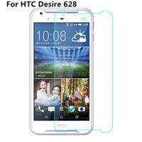 محافظ LCD شیشه ای Glass Screen Protector.Guard HTC Desire 628