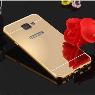 قاب محکم آینه ای Mirror Glass Case for Samsung Galaxy A9