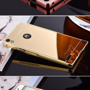 قاب محکم آینه ای Mirror Glass Case for Huawei P7