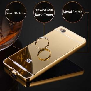 قاب محکم آینه ای Mirror Glass Case for Xiaomi Redmi 3