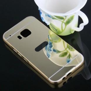 قاب محکم آینه ای Mirror Glass Case for HTC One M9