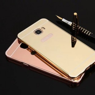 قاب محکم آینه ای Mirror Glass Case for Samsung Galaxy J5 Prime