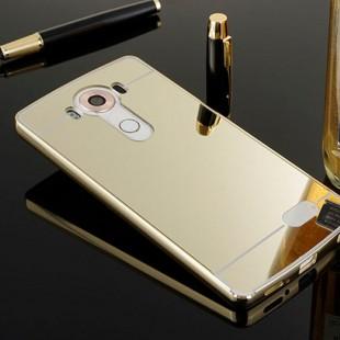 قاب محکم آینه ای Mirror Glass Case for LG V10