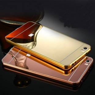 قاب محکم آینه ای Mirror Glass Case for Xiaomi Mi Note