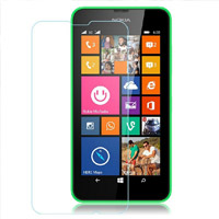 محافظ LCD شیشه ای Glass Screen Protector.Guard Nokia Lumia 530