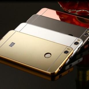 قاب محکم آینه ای Mirror Glass Case for Xiaomi Mi4s