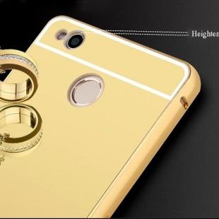 قاب محکم آینه ای Mirror Glass Case for Xiaomi Redmi 3s