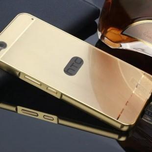 قاب محکم آینه ای Mirror Glass Case for HTC One X9