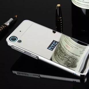 قاب محکم آینه ای Mirror Glass Case for HTC Desire 830
