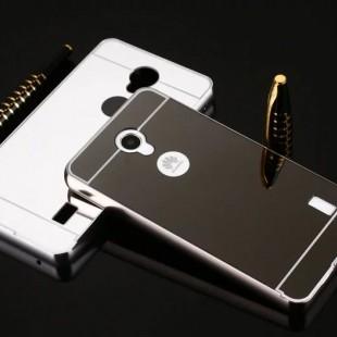 قاب محکم آینه ای Mirror Glass Case for Huawei Y635