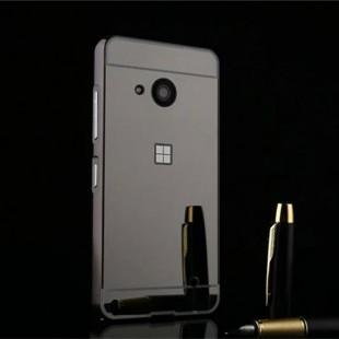 قاب محکم آینه ای Mirror Glass CaseNokia Lumia 550