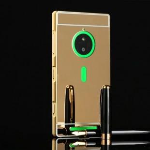 قاب محکم آینه ای Mirror Glass CaseNokia Lumia 830