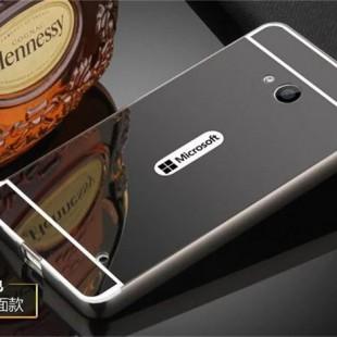 قاب محکم آینه ای Mirror Glass CaseNokia Lumia 640