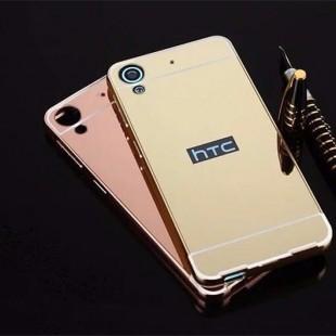 قاب محکم آینه ای Mirror Glass CaseHTC Desire 630