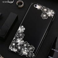قاب طلقی Shengo Black Diamond Case Apple iPhone 6 Plus