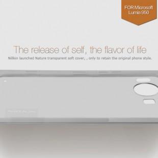 کاور ژله ای TPU Nillkin Case for Nokia Lumia 950