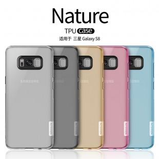 قاب ژله ای Nillkin Tpu Nature Case Samsung Galaxy S8 Plus