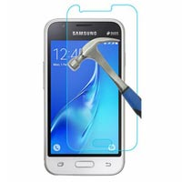 محافظ LCD شیشه ای Glass Screen Protector.Guard Samsung Galaxy J1 Mini