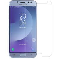 محافظ LCD شیشه ای Glass Screen Protector.Guard Samsung Galaxy J7 Pro