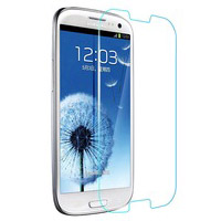 محافظ LCD شیشه ای Glass Screen Protector.Guard Samsung Galaxy Note 2