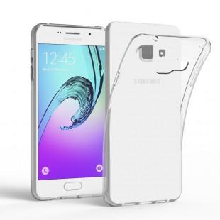 قاب ژله ای شفاف Slim Soft Case for Samsung Galaxy A7 2016