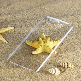 قاب ژله ای شفاف Slim Soft Case for LG V10