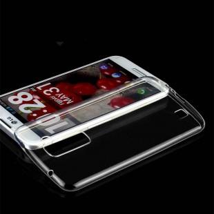 قاب ژله ای شفاف Slim Soft Case for LG K4