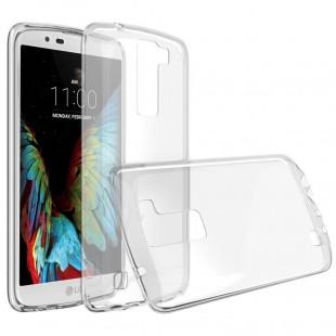 قاب ژله ای شفاف Slim Soft Case for LG K7