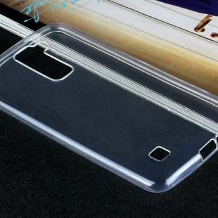 قاب ژله ای شفاف Slim Soft Case for LG K10