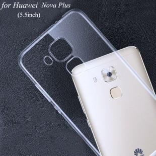 قاب ژله ای شفاف Slim Soft Case for Huawei Nova Plus