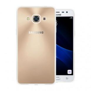 قاب ژله ای شفاف Slim Soft Case for Samsung Galaxy J3 Pro