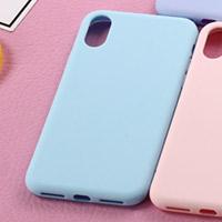 قاب ژله ای رنگی TPU Color Case Apple iPhone X