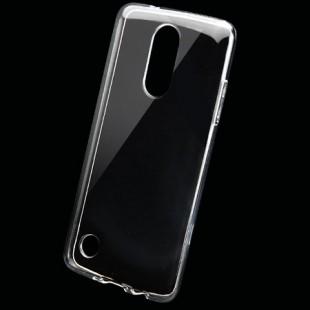 قاب ژله ای شفاف Slim Soft Case LG K8 2017
