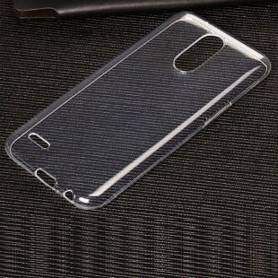 قاب ژله ای شفاف Slim Soft Case LG K10 2017