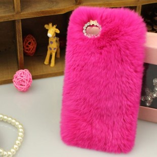 قاب ژله ای پشمی Woolly Case for Apple iPhone 6 قاب ژله ای خزدار