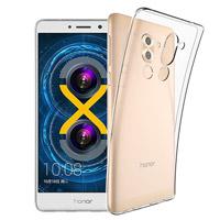 قاب ژله ای شفاف Slim Soft Case Huawei Honor 6x