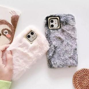 قاب ژله ای خزدار آیفون Woolly Case Apple iPhone 11