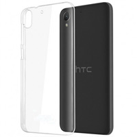 قاب ژله ای شفاف Slim Soft Case HTC Desire 728