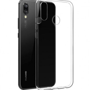 قاب ژله ای شفاف Slim Soft Case Huawei P20 Lite