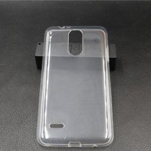 قاب ژله ای شفاف Slim Soft Case LG K4 2017