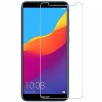 محافظ LCD شیشه ای Glass Screen Protector.Guard Huawei Y6 2018