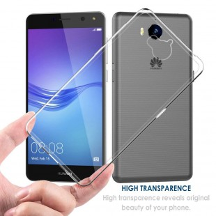 قاب محکم Slim Soft Case Huawei Y5 2017
