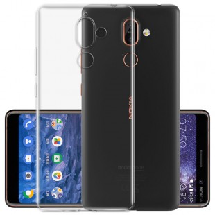 قاب محکم Slim Soft Case Nokia Nokia 7 Plus