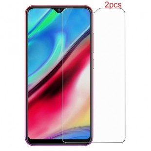 محافظ LCD شیشه ای سامسونگ Glass Screen Protector Guard Samsung Galaxy M20