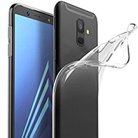 قاب ژله ای Slim Soft Case Samsung Galaxy A6 2018