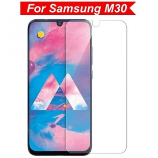 محافظ LCD شیشه ای سامسونگ Glass Screen Protector Guard Samsung Galaxy M30