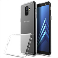 قاب ژله ای Slim Soft Case Samsung Galaxy A6 Plus 2018
