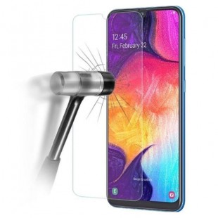محافظ LCD شیشه ای سامسونگ Glass Screen Protector Guard Samsung Galaxy A50s